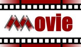 Movie. Strip Stock Photo
