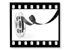 Movie Royalty Free Stock Photo