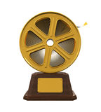 Movie Award Royalty Free Stock Photography