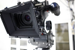Movie camera Stock Photography