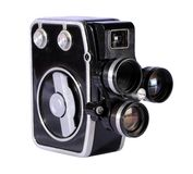 Movie Camera Royalty Free Stock Image
