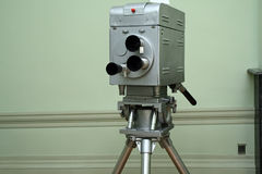 Movie camera Stock Images