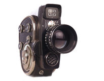 Movie camera; Stock Photos