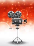 Movie camera Stock Photos