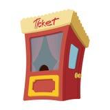 Movie cartoon box office Stock Photo