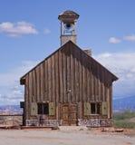 Movie Church - School Moab, UT Royalty Free Stock Image