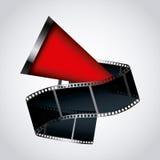 Movie and cinema design Stock Photo
