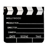 Movie Clapper Stock Image