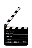 Movie Clapper Royalty Free Stock Photography