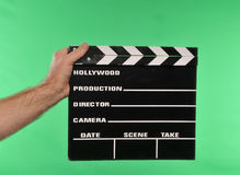 Movie Clapper Royalty Free Stock Photos
