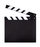 Movie clapperboard Stock Photos