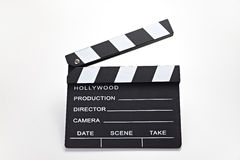Movie clip Royalty Free Stock Photography
