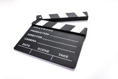 Movie clip Royalty Free Stock Photo