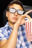 Movie critique Stock Image