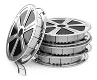 The movie Royalty Free Stock Image