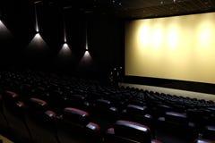 Movie empty Royalty Free Stock Photography