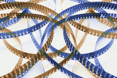 Movie Film Royalty Free Stock Photography