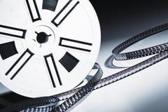 Movie film background Stock Images