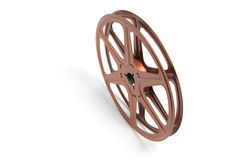 Movie Film Reel Royalty Free Stock Image