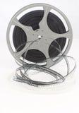 Movie film reel. Old 8mm movie film reel Stock Photography