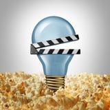 Movie Idea Stock Photo