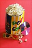Movie night Royalty Free Stock Photos