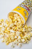 Movie Night Snack Stock Photos