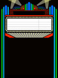 Movie/Play Marquee/eps