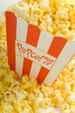 Movie Popcorn royalty free stock image