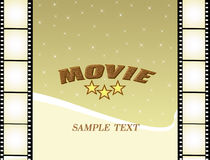 Movie poster Stock Photo