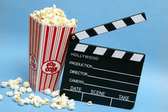 Movie Production Royalty Free Stock Photos