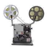 Movie projector Royalty Free Stock Photos