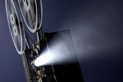 Free Movie Projector Royalty Free Stock Photo - 16544265