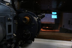 Movie projector Royalty Free Stock Image