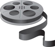 A movie reel Royalty Free Stock Image