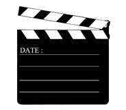 Movie Slate Royalty Free Stock Photo