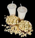 Movie Snack Royalty Free Stock Photo