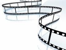 Movie strip Stock Photos