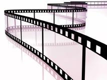 Movie strip Royalty Free Stock Image