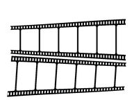 Movie strip Stock Images