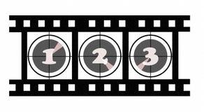 Movie stripe Royalty Free Stock Image