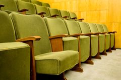 Movie theater Stock Photos