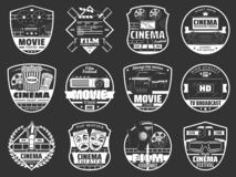 Free Movie Theater, Cinema Festival And TV Broadcast Stock Images - 156430184
