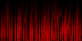 Movie or theater curtain Royalty Free Stock Photography
