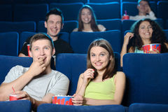 Movie Theater Royalty Free Stock Images