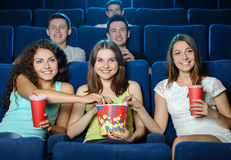 Movie Theater Stock Images
