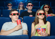 Movie Theater Royalty Free Stock Image