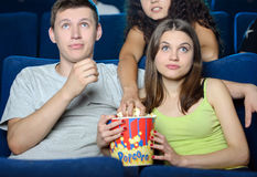 Movie Theater Stock Photo