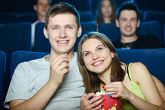 Movie Theater Royalty Free Stock Photos