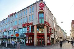Movie theater in Gothenburg Stock Images